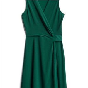 Kaileigh Seanna Faux Wrap Dress
